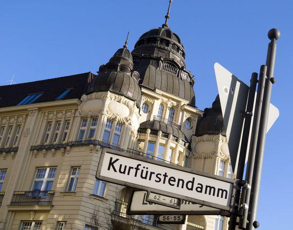 Cover small berlin kurfuerstendamm