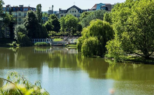 Cover small lietzenseepark